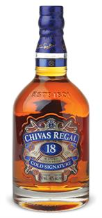Chivas Regal Scotch 18 Year 1.00l